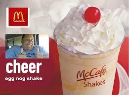Mcdonalds Pumpkin Pie by Mcdonald U0027s Eggnog Shake U0026 Holiday Pie Review Youtube