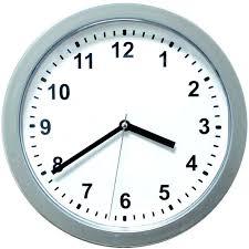 Decorative Atomic Wall Clocks Clock Moving Kids Birthday Gifts Items Large