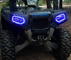 Halo LEd Light Rings For Headlights - Polaris Sportsman XP 850 1000 ... 092014 F150 Raptor Recon Projector Headlights W Ccfl Halos Colossus Is Lit Up Led Pod Lights Rock Halo Youtube Oracle 0814 Dodge Challenger Wpro Halo Rings Bulbs Custom Lighting For Cars From Oracle Toyota Tundra Without Leveling System Tron Camaro Lights Ocala Customs 1416 Chevrolet Silverado 32015 Nissan Sentra Sedan Bixenon Hid Retrofit Fog Light Kit With 0718 Jeep Dna Motoring For 0306 Chevy Silveradocssicavalanche Drl 2x 3 Inch Round Blue Cob Angel Eyes