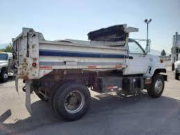 1991 GMC TopKick C7500 Dump Truck For Sale | Salt Lake City, UT ...