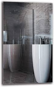 arttor badezimmer spiegel ohne rahmen bad dekoration spiegel wand in vielen größen verschiedene dekorative muster und alle größen hausmöbel