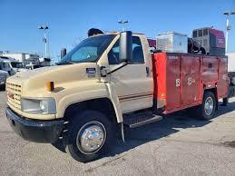 100 Utility Service Trucks For Sale 2006 GMC 5500 Mechanic Truck Salt Lake City