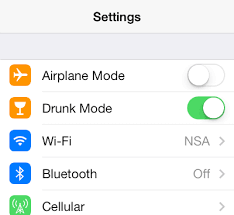 The iPhone Finally Gets a Drunk Mode