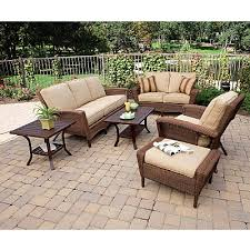 Martha Stewart patio furniture available at home depot and Kmart