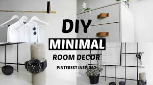 Pinterest Room Decor Diy by Diy Pinterest Inspired Room Decor Minimal And Affordable 2016