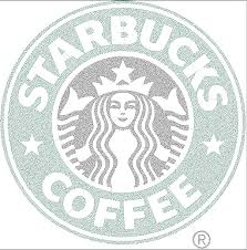 Starbucks Logo TSP Art By Trandoductin