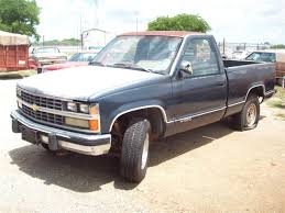 100 1988 Chevy Truck For Sale Chevrolet Pickup For ClassicCarscom CC1095063