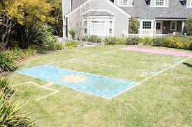 Spray Chalk Makes It Easy To Create A DIY Football Field Right In ... 2017 Nfl Rulebook Football Operations Design A Soccer Field Take Closer Look At The With This Diagram 25 Unique Field Ideas On Pinterest Haha Sport Football End Zone Wikipedia Man Builds Minifootball Stadium In Grandsons Front Yard So They How To Make Table Runner Markings Fonts In Use Tulsa Turf Cool Play Installation Youtube 12 Best Make Right Call Images Delicious Food Selfguided Tour Attstadium Diy Table Cover College Tailgate Party