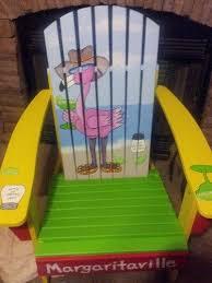 Custom Painted Margaritaville Adirondack Chairs by 113 Best Adiirondack Chairs Images On Pinterest Chairs