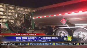 1 Killed After 4 Trucks Crash On Highway 41 In Fresno County ... America Truck Driving Commercial Schools In Orange Common Courtesy On The Road Among Drivers Class B Cdl Traing Driver School Archives Page 5 Of 11 Advanced Career Institute California Semi Job Description Stibera Rumes School Bus Accident Abc30com Delta Bus Car Home Facebook Imperial 3506 W Nielsen Ave Fresno Ca 93706
