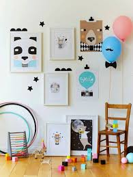 Cute Wall Print Ideas For Kids Room Discover The Seasons Newest Designs And Inspirations