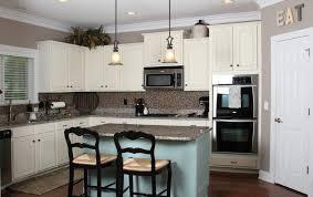 tile countertops white kitchen cabinets ideas lighting flooring