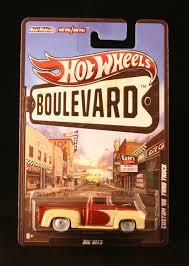 100 Ford Truck Games Amazoncom Hot Wheels CUSTOM 56 FORD TRUCK BIG HITS 2012 BOULEVARD
