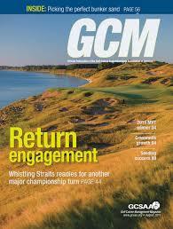 Pumpkin Patch Augusta Ga 2015 by Golf Course Management August 2015 By Golf Course Management Issuu
