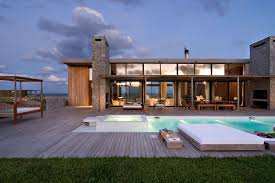 100 Beach Houses In La Boyita Residence By Martin Gomez Arquitectos