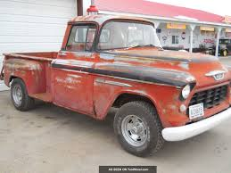 1955 Chevy Truck | 1955 Chevy Pickup Truck Street Rod Rat Rod 350 V8 ... 1955 Chevy 3100 Stepside Pickup Truck Stock Photo 28439827 Alamy Cameo Hot Rod Network Chevrolet 3600 Gateway Classic Cars 299hou 2 Year Backyard Rebuild Step By Youtube Chevy Truck Cookees Drivein 55 59 195558 The Worlds First Sport 57 Unique Walk Around Second Series Chevygmc Brothers Parts David Lawhuns 1st Ute V8 Patina Faux Custom In Qld Nice Awesome Other Pickups Pickup