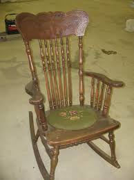 15 Inspirations Of Antique Rocking Chairs Sold Italian Late 1700s Antique Oak Trestle Ding Or Library Pair Of Impressive Highchairs Walnut Italy Early Sofas Surprise Interiors Teak Wood Rocking Chair Amazonin Electronics Vintage 1960s Teal Blue Cream Retro Chairs Victorian Windsor English Armchair Yorkshire Nonstophealthy Off The Rocker A Brief History One Americas Favorite Whats It Worth Gooseneck Rocker Spinet Desk Home And Gardens Style Pastrtips Design Used For Sale Chairish Very Rare Delaware Valley Ladder Back Rocking