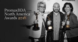 PromaxBDA Promotion Marketing Design North America Awards