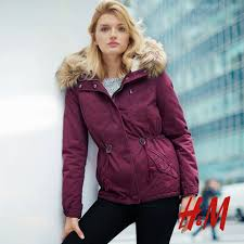 new range of winter outwears for western ladies by h u0026m from 2015