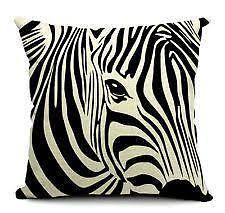 Pottery Barn Decorative Pillows Ebay by Zebra Pillow Ebay