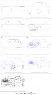 How To Draw Ford F-150 Truck Printable Step By Step Drawing Sheet ... Step 11 How To Draw A Truck Tattoo A Pickup By Trucks Rhdragoartcom Drawing Easy Cartoon At Getdrawingscom Free For Personal Use For Kids Really Tutorial In 2018 Police Monster Coloring Pages With Sport Draw Truck Youtube Speed Drawing Of Trucks Fire And Clip Art On Clipart 1 Man