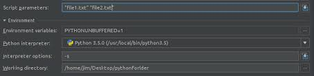 Python Decorators With Arguments by Python Pycharm And Sys Argv Arguments Stack Overflow