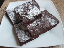 einfache brownies