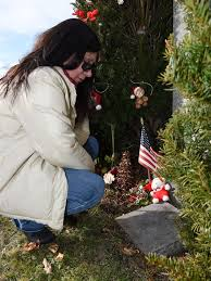 St Peters Cemetery Removal Of Grave Decorations Angers Mother