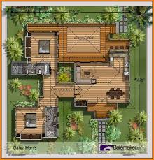 100 Bali House Designs Amazing Style Floor Plans HOUSE STYLE AND PLANS Nese