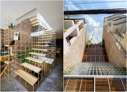 100 Brick Walls In Homes Block Architects Sew The Lee Tee House Together With