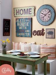 Kitchen Wall Decorating Ideas Photos Appealing Large Decor And Best 25 Decoration