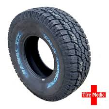 100 Sport Truck Tires 4 NEW Wild Country XTX All Terrain AT LT 33x12515 33x12