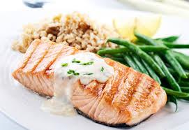 cuisiner filet de saumon filets de saumon à la moutarde coup de pouce