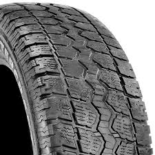 100 Mastercraft Truck Tires Courser MSR 23565R17 104S Used Tire 6732
