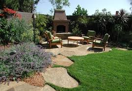 Modern Backyard With Green Dominated Make It Seems So Modern And ... Contemporary Backyard Ideas Round Fire Pit And Concrete Patio For 94 Best Garden Ideas Images On Pinterest Small Garden Design Best 25 Modern Backyard Landscape Backyards Wonderful Design 15 Landscaping Home Contemporary Plants For Archives A Few Handy Tips Fniture