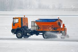 11829223-Truck-deicing-a-road-in-winter-Stock-Photo-salt • CPI Salt Trucks Work To Clear Roads Behind Truck Spreading On Icy Road Stock Photo Picture And Salt Loaded Into Dump Truck Politically Speaking Trailers For Sale Ajs Trailer Center Harrisburg Pa The Winter Wizard Forklift Spreader Winter Wizard Spreader Flexiwet Boschung Marcel Ag Videos Semi Big Rig Buttfinger On Flats Band Of Artists 15 Cu Yd Western Tornado Poly Electric In Bed Hopper Saltdogg Shpe6000 Green Industry Pros Butcher Food Inbound Brewco Municipal City Spreading Grit And In Saskatoon Napa Know How Blog