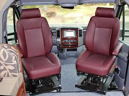 100 Semi Truck Seats Sprinter Seat Upgrade