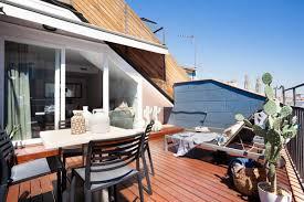 100 Attic Apartments Building Barcelona EnjoyBCN Dal Attic With Terrace Apartment