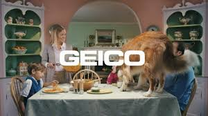 100 Geico Commercial Truck Insurance Dog Disrupts Awful Video Ads