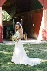 Wedding Bouquet Country Rustic Bride