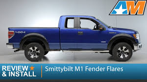 2009-2014 F-150 Smittybilt M1 Fender Flares - Black (Styleside ... Dodge Bushwacker Photo Gallery Rock Guards Linexd Gaurds And Fender Flares Extafender 12016 Ford F350 Front Toyota Pocket Style Flare Set Of 4 092014 F150 Barricade Raptor Review Boltriveted For 62018 Tacoma Aev Ram High Mark Free Shipping 22015