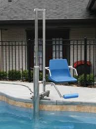 siege handicapé siège ascenseur de piscine pour pmr igat 180