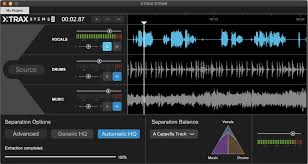 Audionamix XTRAX STEMS 2 Stem Separation Software | Sweetwater