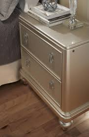 Bobs Furniture Diva Dining Room by My New Bedroom Set The Diva Nightstand Has A Felt Lined Top