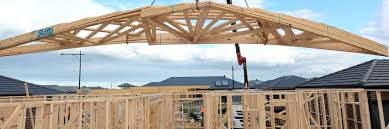 100 House Trusses Wallframes Mckay Timber