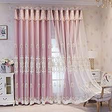 pink blickdichte vorhänge und weitere gardinen vorhänge