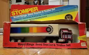 Rare Schaper Stomper Kenworth Road Kings Semi Tractor & Trailer Set ... Pin By Chris Owens On Stomper 4x4s Pinterest Rough Riders Dreadnok Hisstankcom Stompers Dreamworks Review Mcdonalds Happy Meal Mini 44 Dodge Rampage Blue 110 Rc4wd Trail Truck Rtr Rc News Msuk Forum Schaper Warlock Pat Pendeuc Runs With Light Ebay The Worlds Best Photos Of Stompers And Truck Flickr Hive Mind Retromash Riders Amazoncom Matchbox On A Mission 124 Scale Flame Toys Games Bits Pieces Dinosaur Footprints Toy Dino Monster Remote Control Rally Everything Else