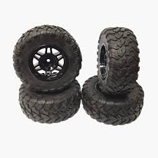 IFLYRC 1/10 Scale 6 Spoke Split Style Short Course Truck Wheels ... Shop Remote Control 4wd Triband Offroad Rock Crawler Rtr Monster 4x 32 Rc 18 Truck Wheels Tires Complete 1580mm Hex Essentials 4x 110 Stadium And Set For Wltoys 18628 118 6wd Climbing Car 5219 Free Shipping 4pcs Rubber 150mm For 17mm 4 Chrome Truck Wheels With Pre Mounted Tires 1 10 Monster Amazoncom Alluing Fourwheel Drive Military Card Strong Power Scale 6 Spoke Short Course Tyres4pc Radio Mounted 4pcs Tyre 12mm Hex Rim Wheel Hsp Hpi Traxxas Off Road Bigfoot In Toys