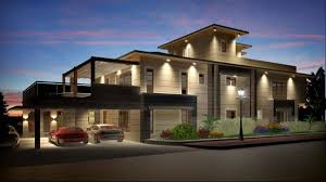 100 Modern Two Storey House Twostorey House Plan Prestige From Indian Architects K Square