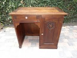 mettre les favoris sur le bureau petit bureau ancien en chêne avant après anjoudeco